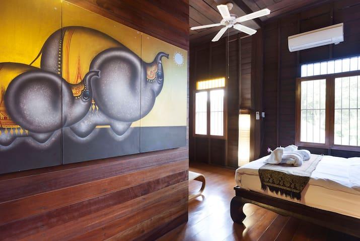 The Elephants Room - Chiang Mai - Casa