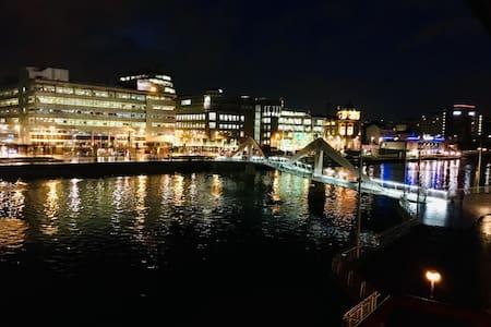 Riverview Apartments - City Centre - Free Parking