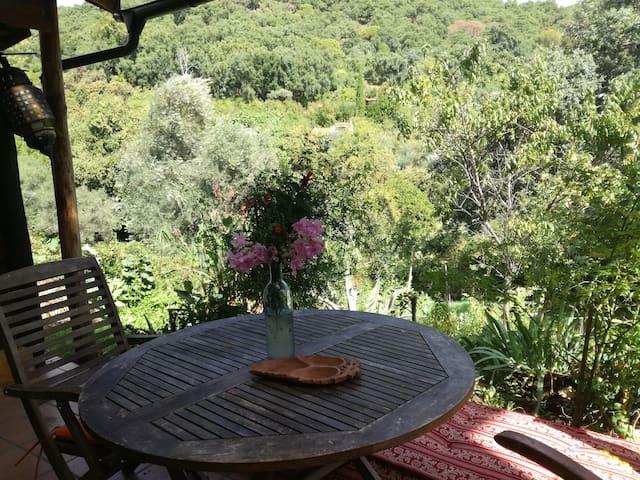 Casa en el Calabacino, hermosas vistas