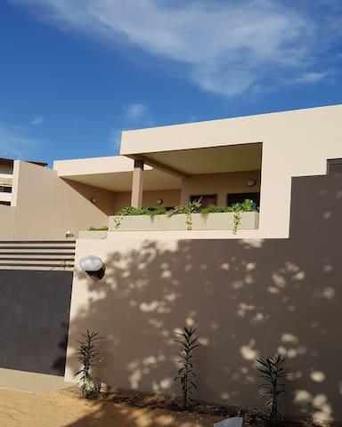 L'annexe côté plage -Nouvelle villa - Touba dialaw