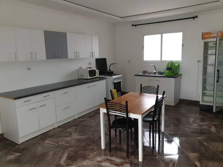 Maison sur 3 niveaux avec garage privatif