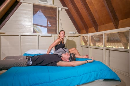 Magnetic Island YHA A-Frame Bungalow Double