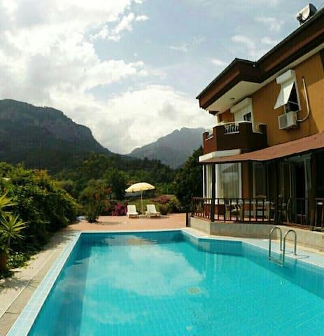 Villa Goynuk (Turkey, Antalya, Kemer, Goynuk).