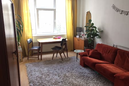 Cosy studio - Quiet area in heart of Rotterdam - 鹿特丹 - 连栋住宅
