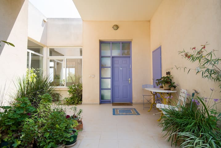 Beautiful house with Kinneret view