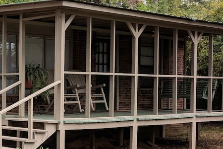 Lake Getaway Near Natchitoches, Private Home