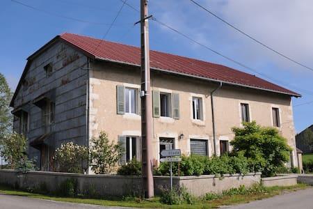 Appartement tout confort  au  RDC maison ancienne - Saint-Pierre