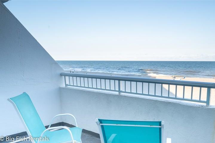 ⭐Direct Oceanfront,Low Floor,Ocean Annies 60% Off!