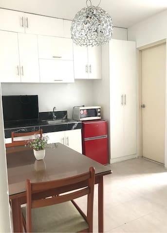 Cozy Studio Unit for Rent
