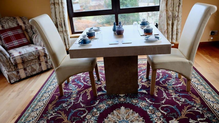 Master Suite Dining