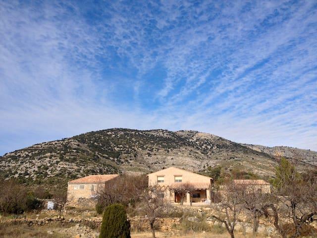 Masía en Culla - Castelló - Hus