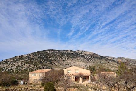 Masía en Culla - Castelló - Rumah