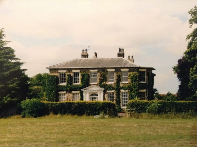 Country Manor House near Beverley - Welton - Hus