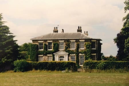 Country Manor House near Beverley - Welton - Haus