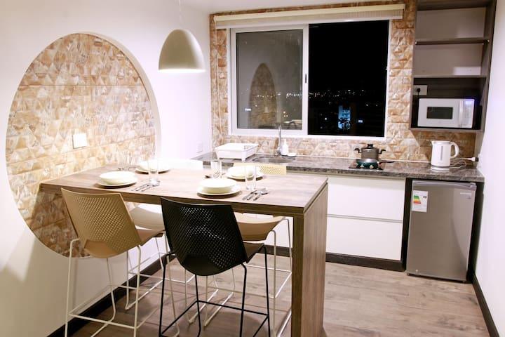 Hermoso apartamento, excelente ubicación  1206