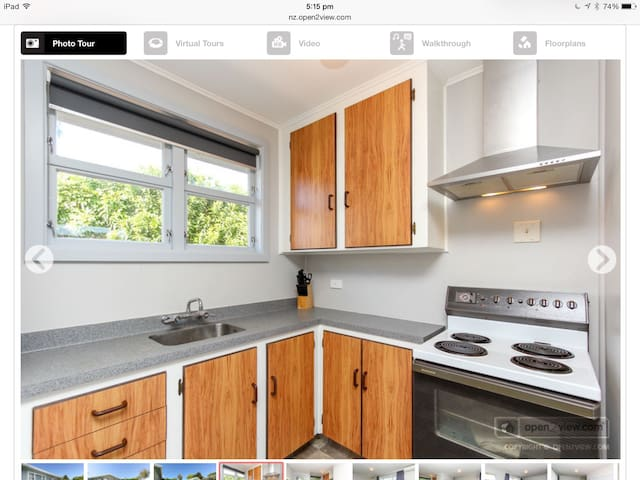 Apartment by the Park - New Plymouth - Appartamento