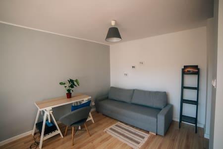Stylish modern room / Stylowy, nowoczesny pokój