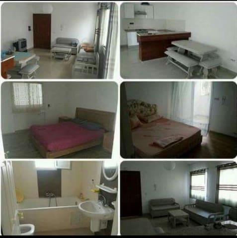 Beau appartement de rêve - Hammam Sousse - Apartament