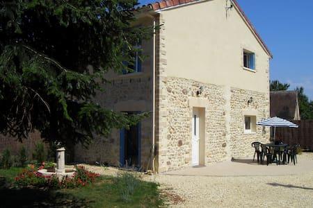 Gîte pour se ressourcer en pleine nature - Saint-Geyrac
