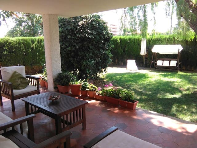 2 habitaciones dobles villa en Benicássim 50m mar