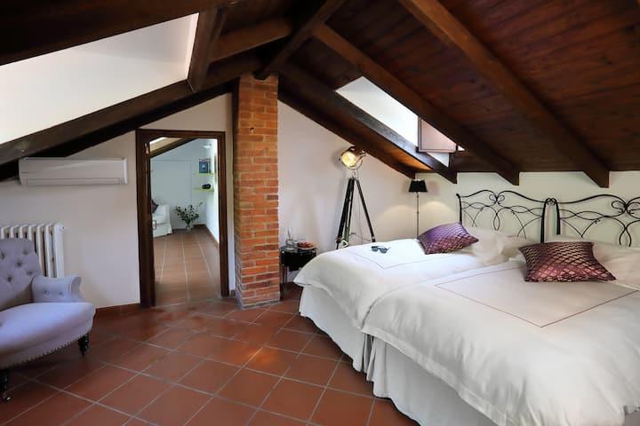 Villa Giarvino -das exklusive Gästehaus (Nebbiolo)