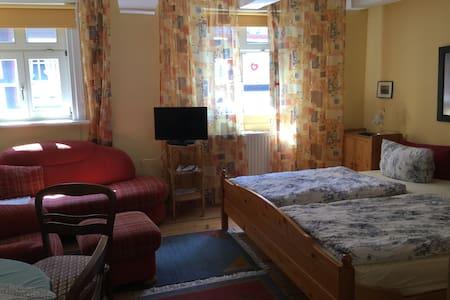 Gemütliche Wohnung mit + ohne Kind - Goslar - Wohnung