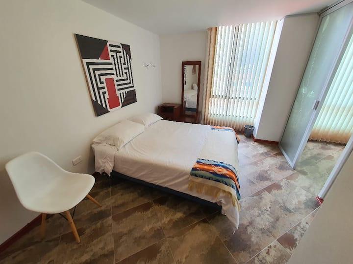 301 Bonito confortable clase estilo centro  ciudad