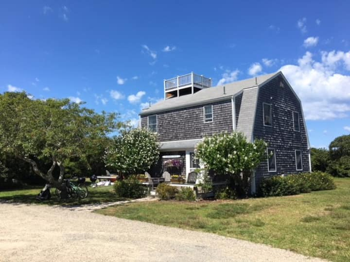 Classic Nantucket Beach House: The Blueberry Patch