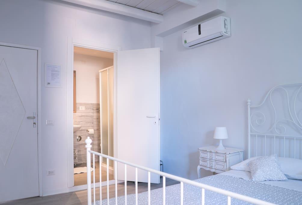 Ogni comfort: bagno interno - aria condizionata - wifi - tv