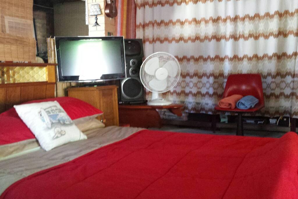 TV & stereo.