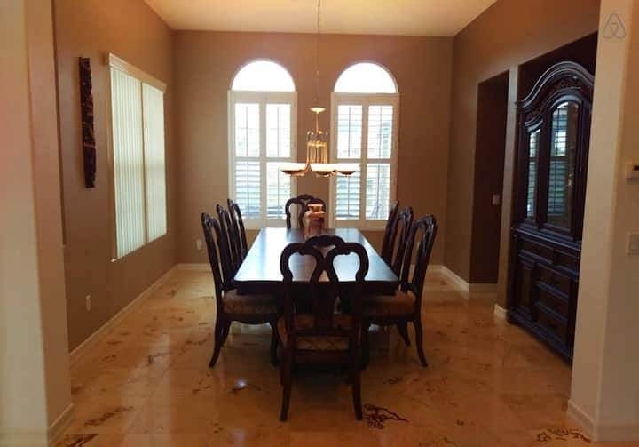 Upgraded 1BR in 5BRHome Perfect for Long Term
