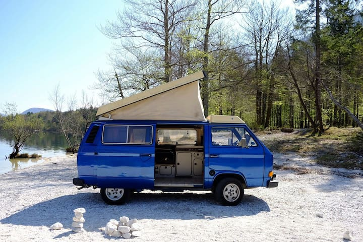 Original VW T3 Westfalia - Soča
