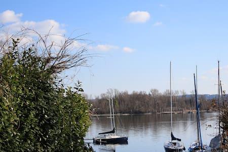 Appartamento in Villa tra natura e lago - Sesto Calende - Другое