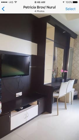 Studio Apartment Nagoya Mansion Batam High Floor