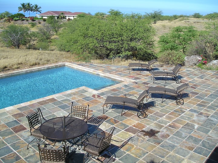 Kohala Ranch, ocean views, pool, *SPECIAL RATES*