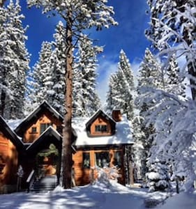 Custom Mountain Apartment - Business Ready - Truckee - Casa de hóspedes