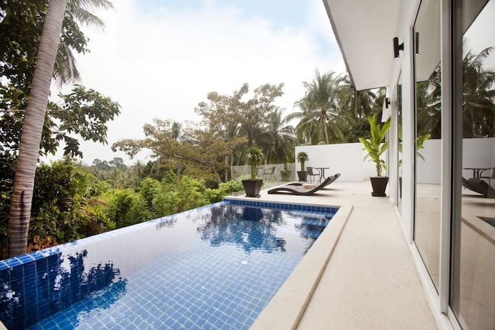 CosyVilla2BR+PrivatePool-CHAWENG