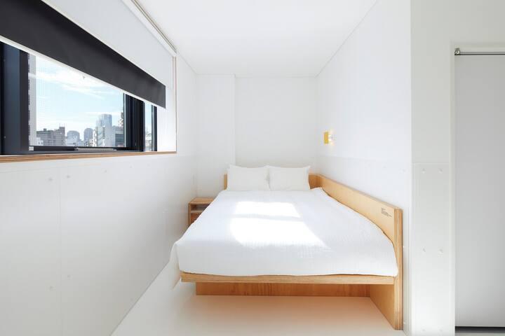 MUSTARD HOTEL SHIBUYA SUPERIOR DOUBLE