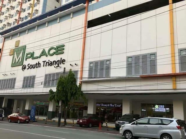 Condo near Edsa and ABS CBN