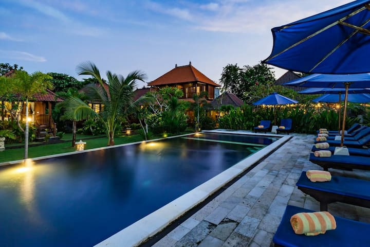 Charming Villa near Dream Beach and Devil Tears