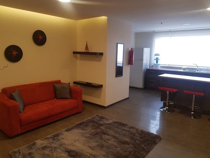 Excellent Apartment near La Carolina Park
