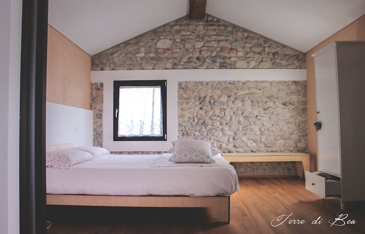 Appartamento superior 'Cristina' prosecco area - Covolo - Bed & Breakfast