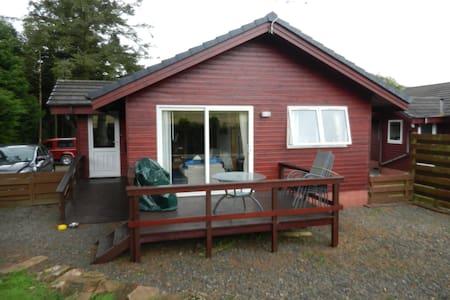 Heron Lodge, near Beeswing,Dumfries Sleep 4- 2 Bed - Dumfries - Chalet