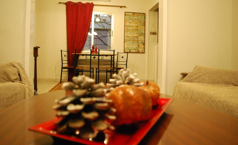 Apartment in the heart of the city center , wifi