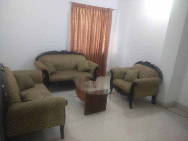 Furnished Apartment in Chattogram