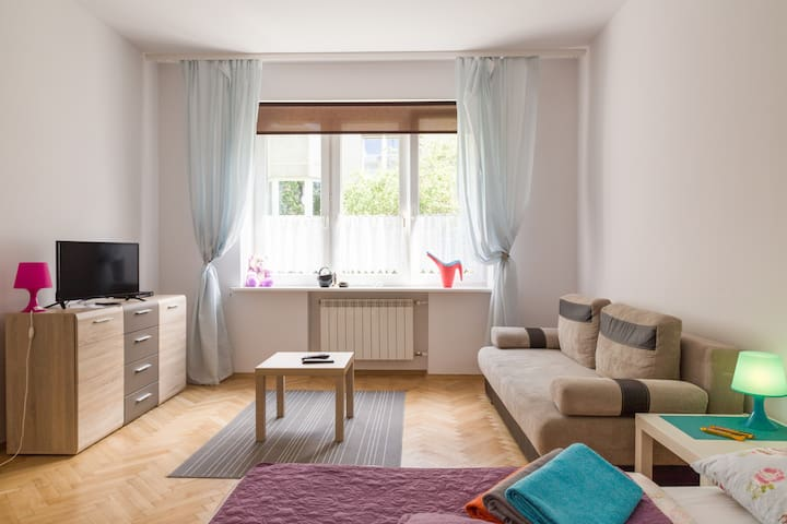Vistula Apartment by the River