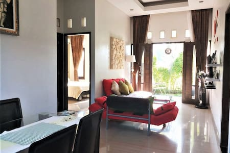 3BR-Private House close to Keramas Surfing Beach