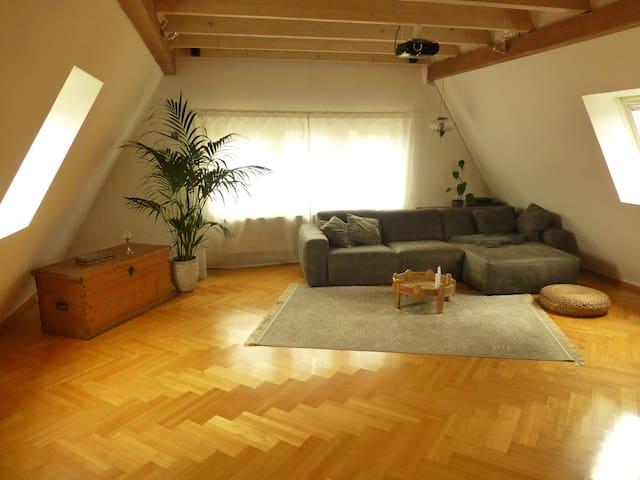 Studio im Obergeschoss - Loft