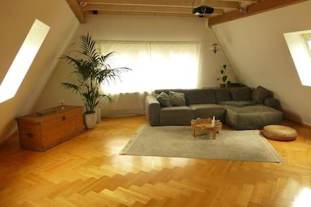 Studio im Obergeschoss - Loft - Sankt Gallen - Apartment