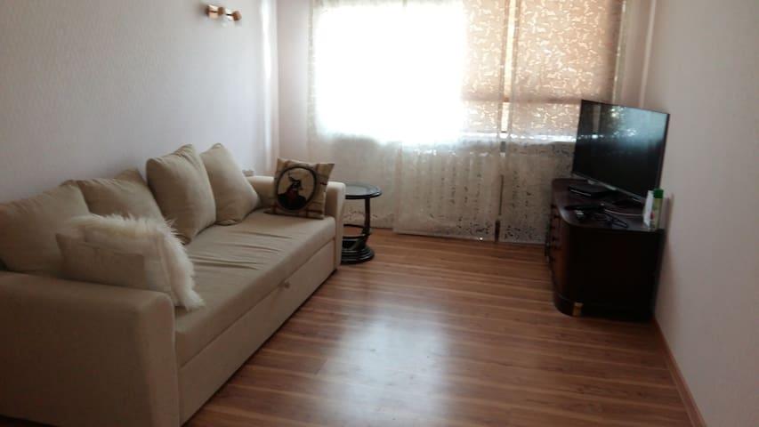 Sunny flat in Jurmala/Солнечная квартира в Юрмале - Jūrmala - Apartamento